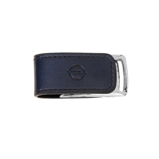 Imagen de Memoria USB Insignia Exclusive, azul