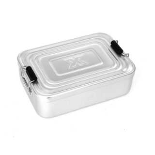 Picture of Lunchbox, silver