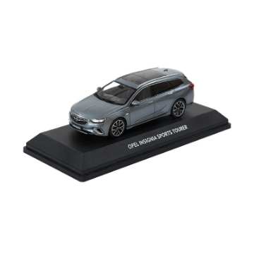 Afbeeldingen van Opel Insignia Sports Tourer 1:43, lichtgrijs