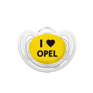 Image sur Tétine, Opel