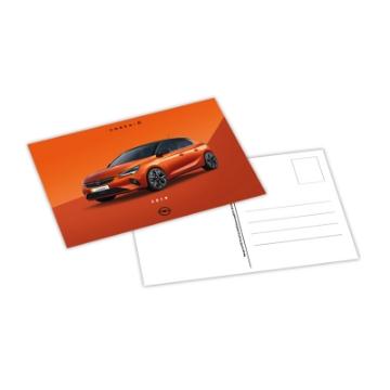 Image de Carte postale, Corsa-e