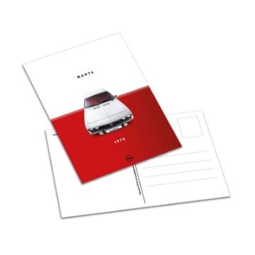 Image de Carte postale, Manta