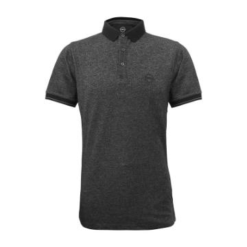Bild von Herren Polo-Shirt, anthrazit