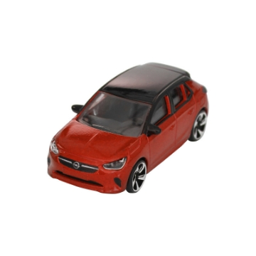 Picture of Corsa toy car, power orange/black