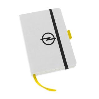 Bild von Notizbuch DIN A6, weiß