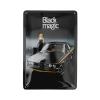 Bild von Blechschild, Manta A Black Magic