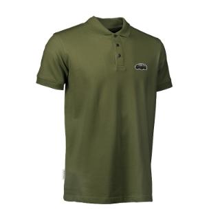 Bild von Polo-Shirt, grün