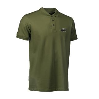 Bild von Polo-Shirt, grün - XL