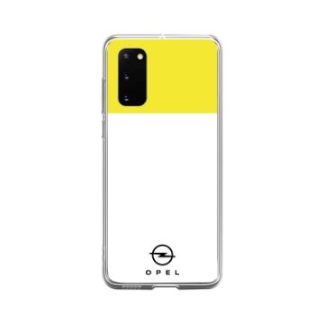 Afbeeldingen van Smartphone Cover, Samsung Galaxy S20